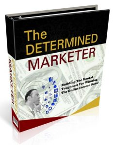 The Determined Marketer