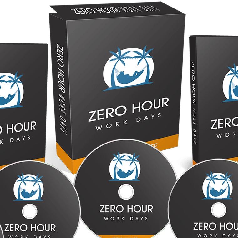 Zero Hour Work Days Product Shot