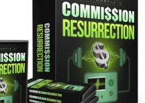 Commission Resurrection Review Box Shot Wide