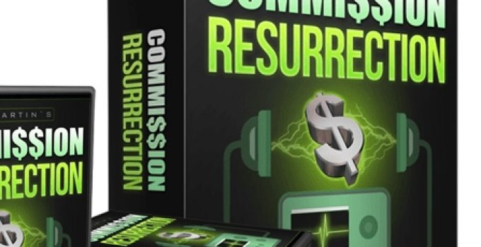 Commission Resurrection Review Box Shot Wide