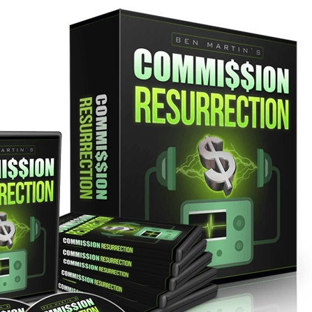 Commission Resurrection Review + Bonus – $1400/Day On Autopilot?