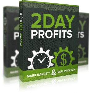 2 Day Profits Review Box Shot