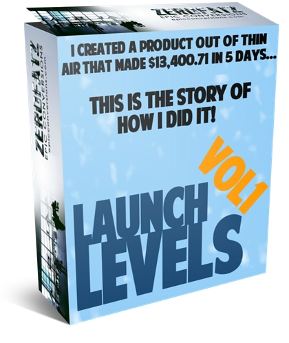 Launch Levels Vol. 1 Review + Bonus – Fastest Way To Make It Online?
