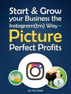 Start & Grow Your Business the Instagram Way Picture Perfect Profits