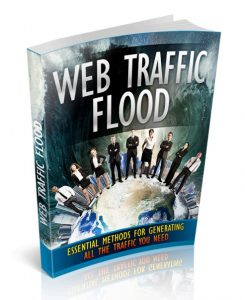 Web Traffic Flood Cover