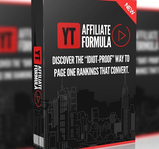 YT Affiliate Formula Review – $201 Per Video Like Clockwork?