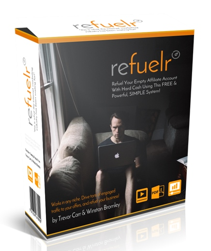 Refuelr Review + Bonus – 17 Minutes For Free Targeted Traffic?