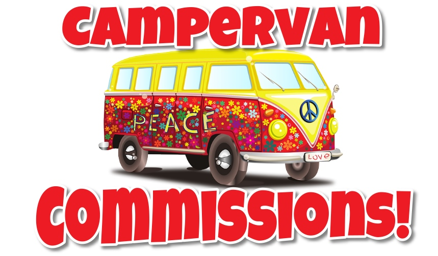 Campervan Commissions Review Logo