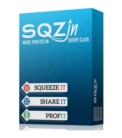 Sqzin Review + Bonus – Turn Any Page Into A Viral Squeeze?