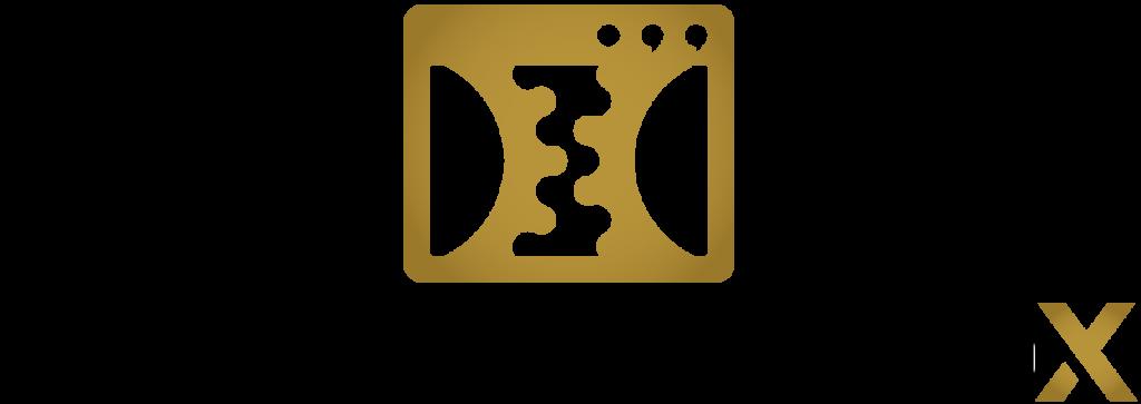 Two Comma Club X Logo