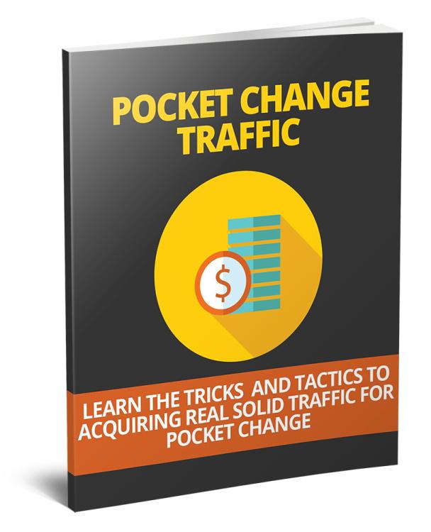 Bonus Cover - Pocket Change Traffic
