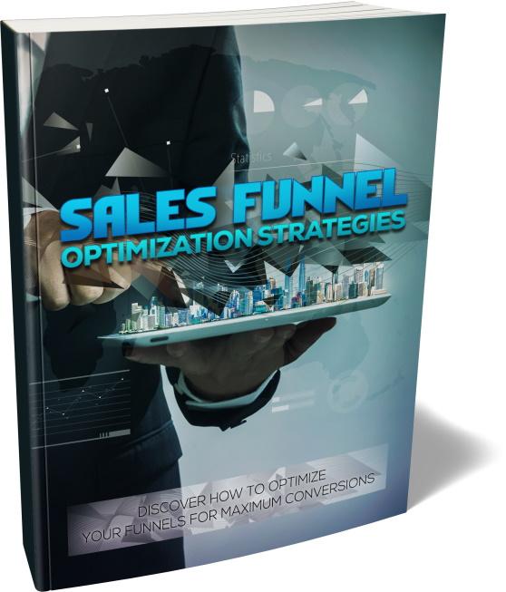 Bonus Cover - Sales Funnel Optimization Strategies