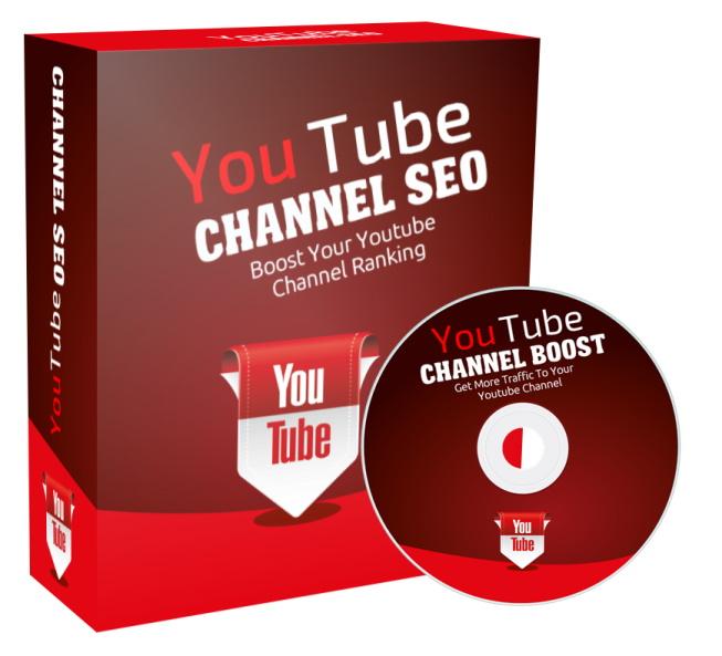 Bonus Box Art - YouTube Channel SEO