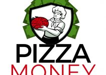 The Pizza Money System - Main Logo