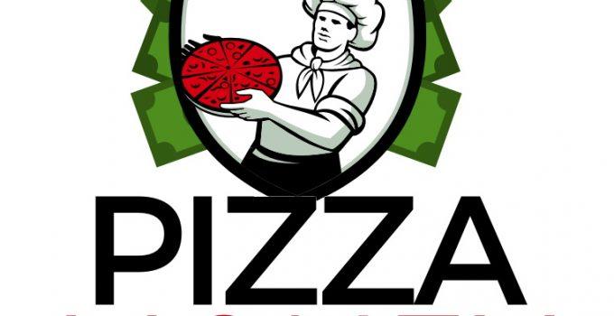 The Pizza Money System - Main Logo